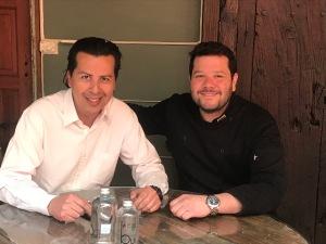 Viceman y Chef Diego Carreño