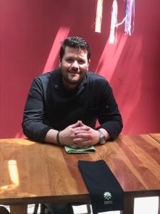 Chef Diego Carreño