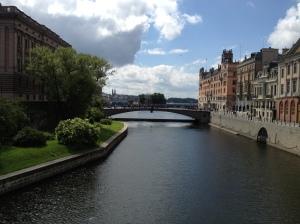 Foto tomada en Estocolmo Suecia por Jorge en Junio 2012.