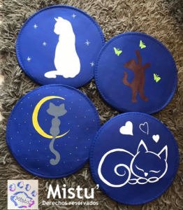 Foto: Mistu'. Productos a la venta