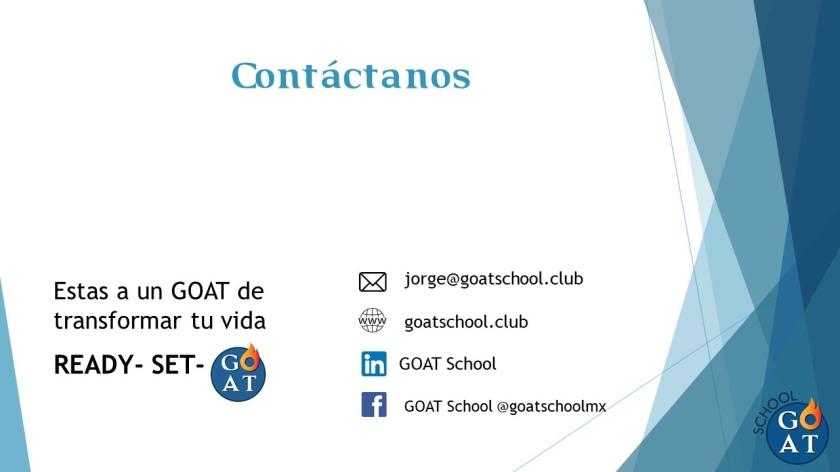 Imagen: GOAT School. Cortesía de Jorge Meizner